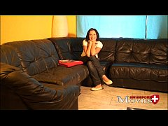 Porn Interview with Natalie 25y from Switzerland
