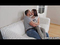 vixenx Sensual anal sex with beautiful brunette...