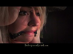 Two Slaves In Brutal Pain And Kinky Bondage Org...