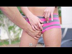 Passion-HD - Anal Beads and cock make Naomi Nev...