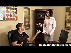 RealLatinaExposed - Naughty Latina Fucked in th...