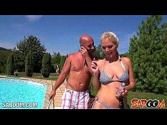 Hot Milf Cathy Anderson at Saboom