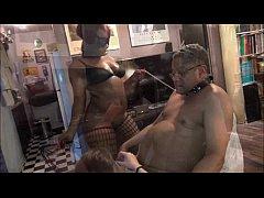 Hot ass Kenya Sweetz and young White slut fuck ...