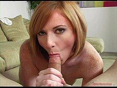 Allison Wyte got her mouth creamed on