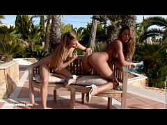 Outdoor Nymphs by Sapphic Erotica - lesbian lov...