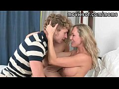Big tits blonde Brandi Love and Mia Malkova 3some action