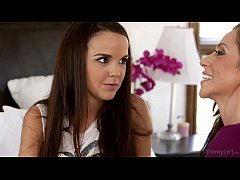 I have lesbian experience before your Dad! - Di...