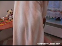 Play short 3GP - FirstDaddy'sLesson.com - Father & Daughter 2