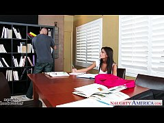 Geeky student Whitney Westgate fucking