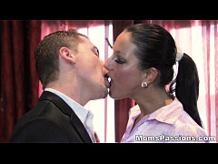 Moms Passions - He knows redtube what a tube8 w...