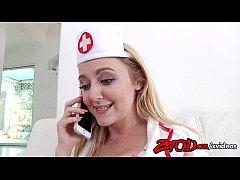 Sexy Nurse Iris Rose