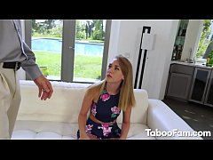 Iggy Amore in Trouble with Stepdaddy