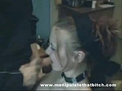 Girlfriend Uses Her Mouth To Please Her Man