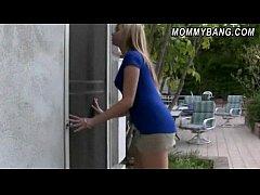 Big ass MILF Karen Fisher fucks Molly Bennett a...