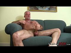 Hairy Jake Marshall Daddy in solo masturbation ...