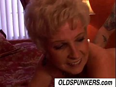 Jewel is a sexy cougar who loves to fuck lucky ...