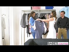 Babes - Changing Room Charmer  starring  Amirah...
