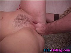 Teen Spreading Legs For Pussy Fisting Fun
