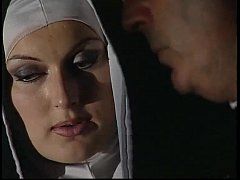 This nun has a dirty secret: she's a whore!
