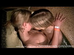 extreme dirty real video of two girls that just met eachother and turn lesbian