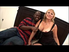 hot blonde amateur milf with nice tits banging black cock