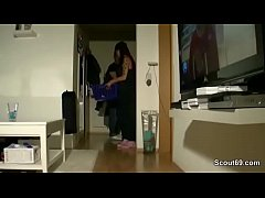 Sister Caught Step-Bro With her Thong and Help ...