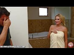mommybb i caught my stepmom in the shower