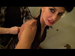 Granny goes Black-Dirty White slut GILF takes 3...