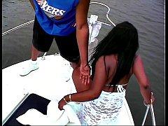 Nikki Delish Boat Ride