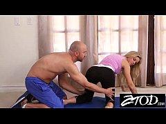 Jessa Rhodes Yoga and Pilates Blonde Fucking