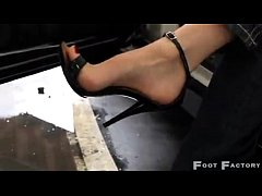 high arch feet dangling flat shoes - YouTube