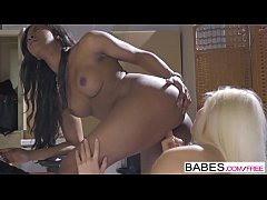 Babes - Trouble On Tap Part 3  starring  Candee...