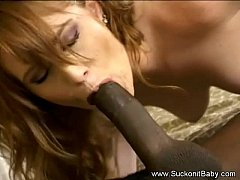 Interracial BBC With Hot Redhead MILF