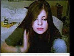 Amateur redhead teeen on webcam -888cams.pw.AVI
