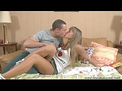 FirstAnalQuest.com - FIRST TIME ANAL CREAMPIE FOR AN ADORABLE RUSSIAN TEEN GIRL