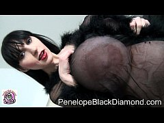 Penelope Black Diamond Blowjob Footjob Glasses ...