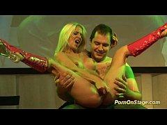incredible porn striptease