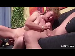 Mother Fuck the Big Cock Neigbour when hubby is...