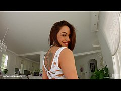 Messy creampie scene with Nomi Melone by All Internal