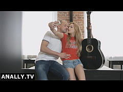 Anally.tv Redheaded Sonya loves having cock in the ass
