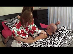 "Madisin Lee in ""Freddie's Punishment"" Mom ass s..."