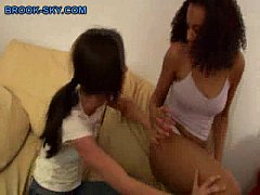 Interacial-Teen-Spanking-Fun