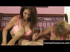 Big Tit Tampa MILF Charlee Chase Jerks A Hard C...