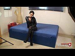 Interview Porn Movie with Swissmodel Stella 22y
