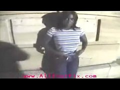 AllYourPix.com - Black Girl Strips In Public St...