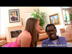 White Daughter Fucking Black StepDad - Tory Black