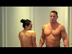 Nude 500K celebration! John Cena and Nikki Bell...