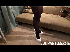 Come here so I can flash you my new panties JOI
