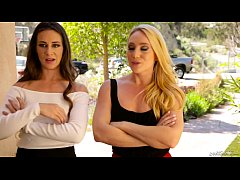Slutty Interns really want a job - AJ Applegate...