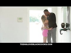 TeensLoveBlackCocks - Watching My Cheating Girlfriend Fuck BBC